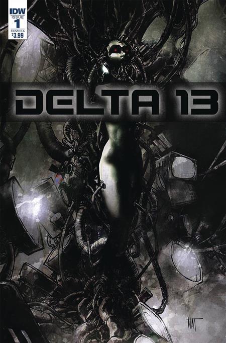 DELTA 13 #1 CVR A JONES
