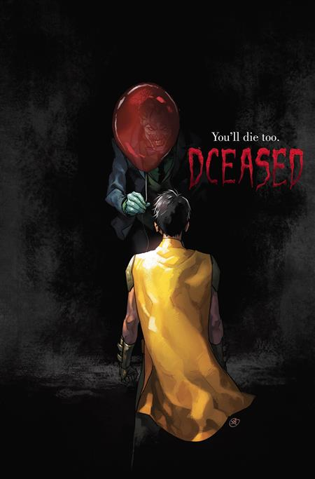 DCEASED #1 (OF 6) HORROR  VAR ED