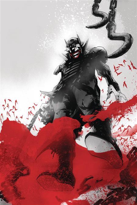 BATMAN WHO LAUGHS #5 (OF 6)