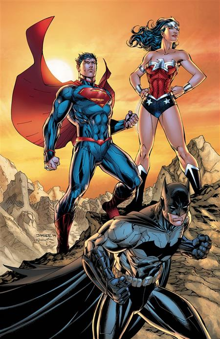 DC COMICS THE ART OF JIM LEE HC VOL 01