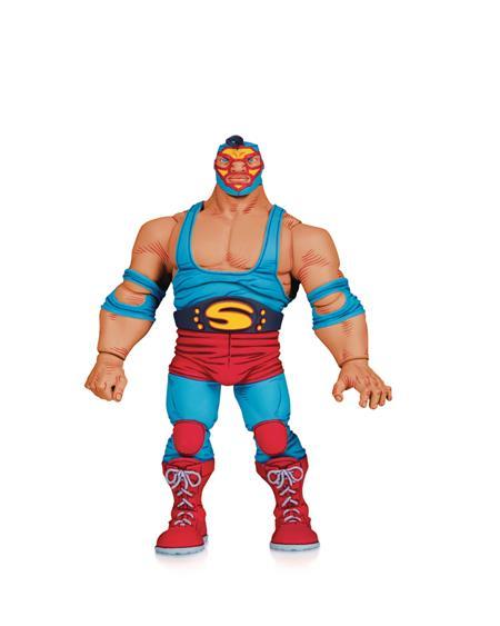 DC LUCHA EXPLOSIVA SUPERMAN AF