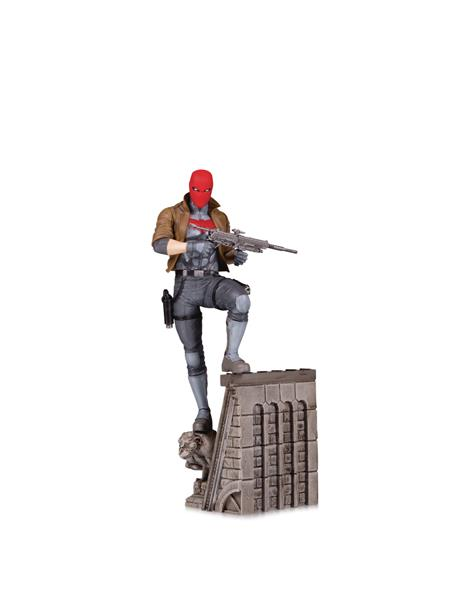 BATMAN FAMILY RED HOOD MULTI PART STATUE