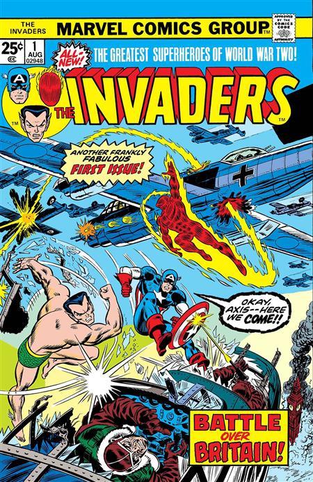 TRUE BELIEVERS INVADERS #1
