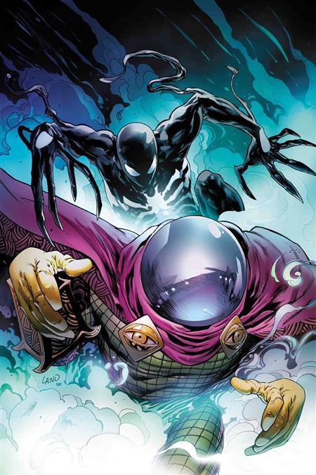 SYMBIOTE SPIDER-MAN #2 (OF 5)