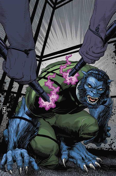 AGE OF X-MAN PRISONER X #3 (OF 5)