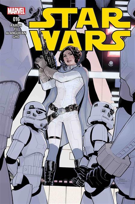 TRUE BELIEVERS STAR WARS REBEL JAIL #1
