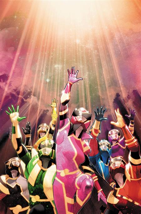 MIGHTY MORPHIN POWER RANGERS #39 MAIN (C: 1-0-0)