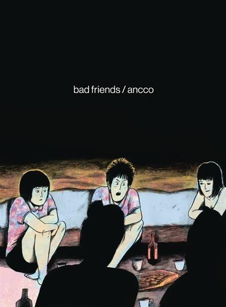BAD FRIENDS GN (MR)