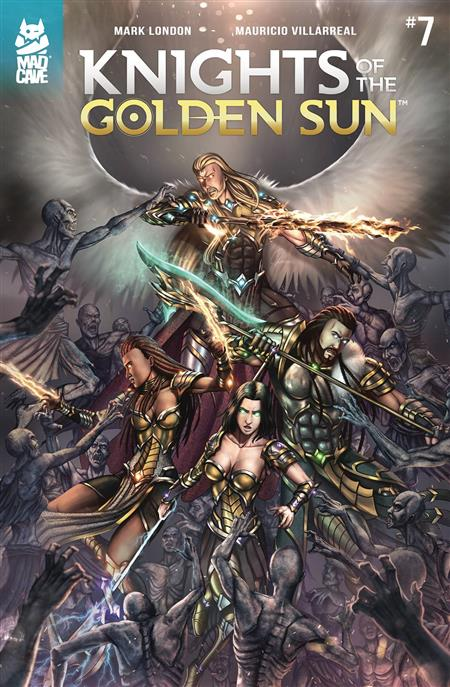 KNIGHTS OF THE GOLDEN SUN #7 (OF 7)
