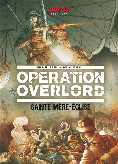 OPERATION OVERLORD #1 (C: 0-1-1)