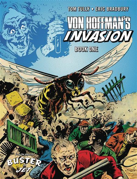 VON HOFFMANS INVASION TP VOL 01
