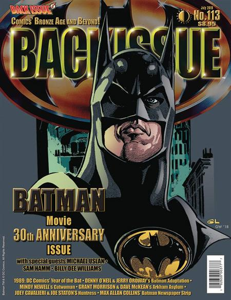 BACK ISSUE #113 (C: 0-1-1)