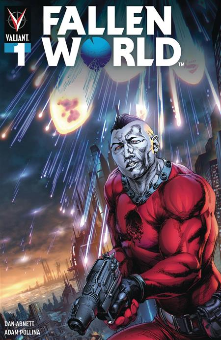 FALLEN WORLD #1 (OF 5) CVR C TURNBULL (Net)