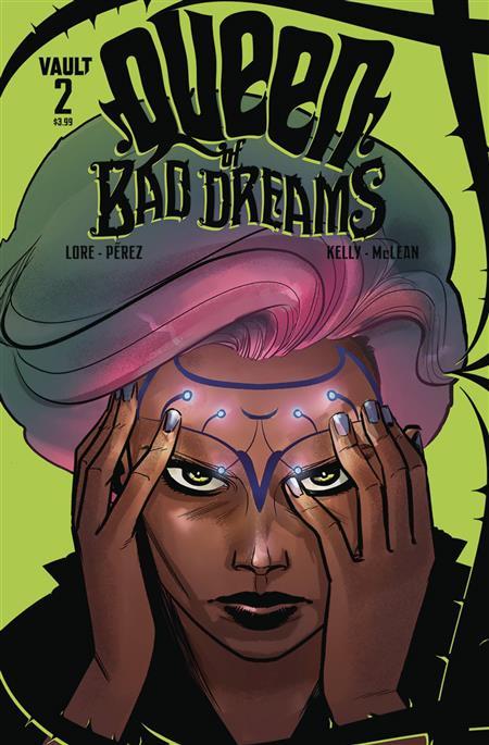 QUEEN OF BAD DREAMS #2 (MR)