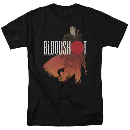 BLOODSHOT TAKING AIM T/S LG (C: 1-1-0)