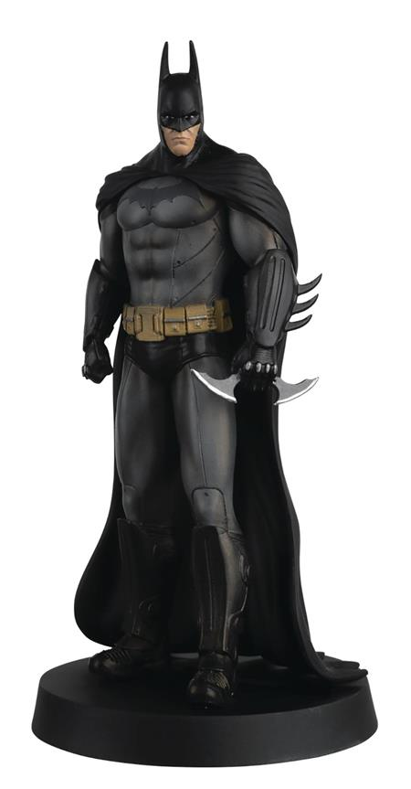 DC BATMAN ARKHAM ASYLUM FIG COLL #1 BATMAN (C: 0-1-2)