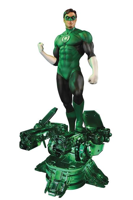 DC HEROES GREEN LANTERN 16IN LIMITED EDITION MAQUETTE (Net)