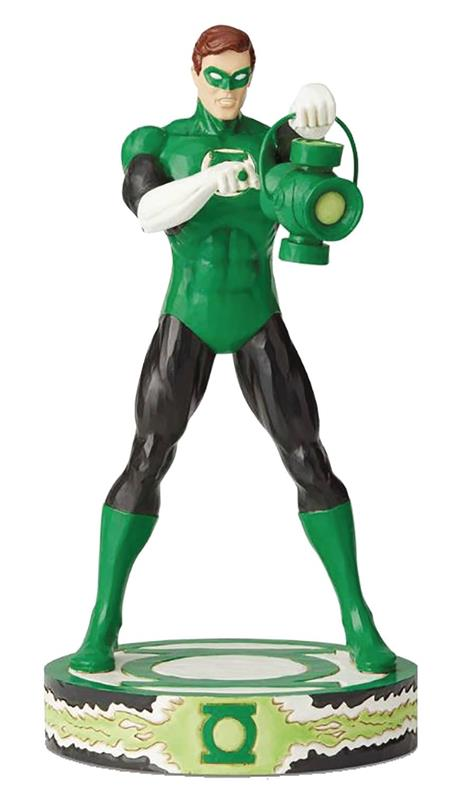 DC HEROES SILVER AGE GREEN LANTERN FIGURINE (C: 1-1-2)