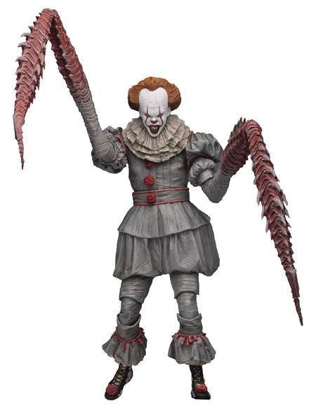 IT 2017 DANCING CLOWN PENNYWISE ULTIMATE 7IN AF (C: 1-1-2)