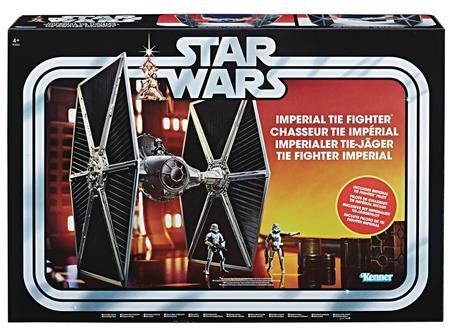 SW VINTAGE IMPERIAL TIE-FIGHTER CS (Net) (C: 1-1-2)
