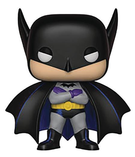 POP HEROES BATMAN 80TH BATMAN 1ST APPEARANCE VINYL FIG (C: 1