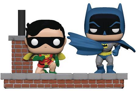 POP DC COMIC MOMENT BATMAN 80TH BATMAN 1964 VIN FIG
