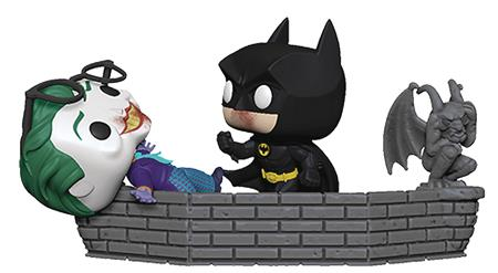POP MOVIE MOMENT BATMAN 80TH BATMAN & JOKER 1989 VIN FIG (C:
