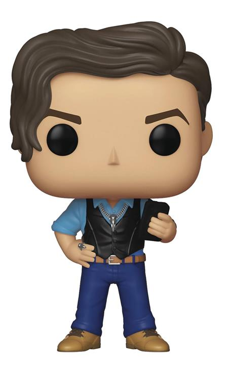 POP TV CLUB DE CUERVOS CHAVA IGLESIAS VINYL FIG (C: 1-1-2)