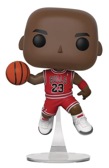 POP NBA BULLS MICHAEL JORDAN VINYL FIGURE (C: 1-1-2)