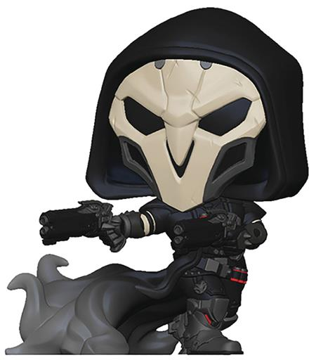 POP GAMES OVERWATCH REAPER WRAITH VINYL FIG (C: 1-1-2)