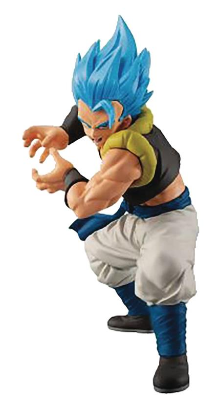 DRAGON BALL STYLING SSGSS GOGETA FIG (Net) (C: 1-1-2)