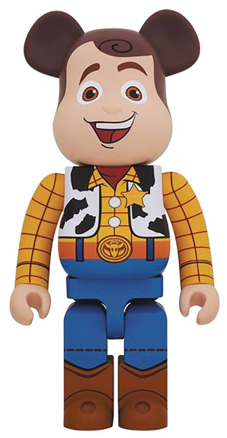 TOY STORY WOODY 1000% BEA (C: 1-1-2)