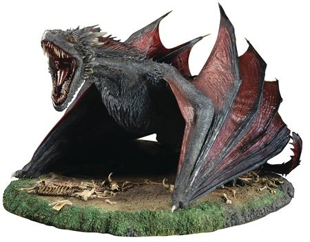 GAME OF THRONES DROGON 1/6 SCALE FIG (Net) (C: 0-1-2)