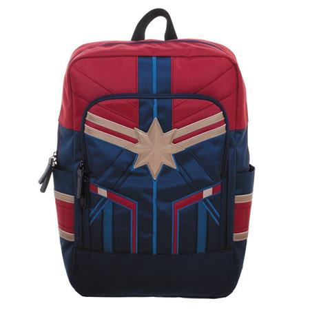 MARVEL CAPTAIN MARVEL SUIT UP BACKPACK (C: 1-1-2)