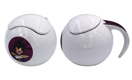 DRAGON BALL Z VEGETA SPACE POD MOLDED MUG (C: 1-1-2)