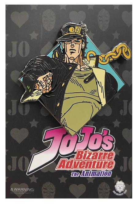JO JOS BIZARRE ADVENTURE JOTARO PIN (C: 1-1-2)
