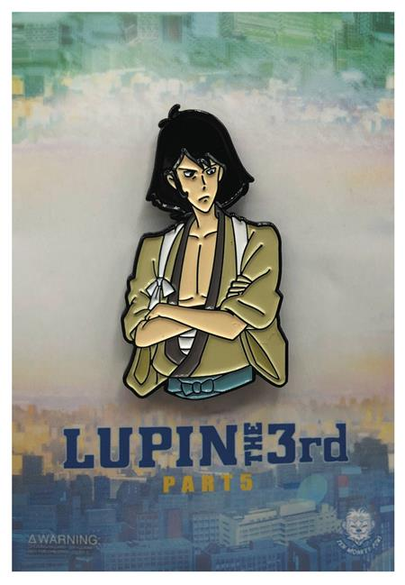 LUPIN THE THIRD GOEMON PIN (C: 1-1-2)