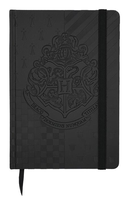 HARRY POTTER HOGWARTS CREST JOURNAL (C: 1-1-2)