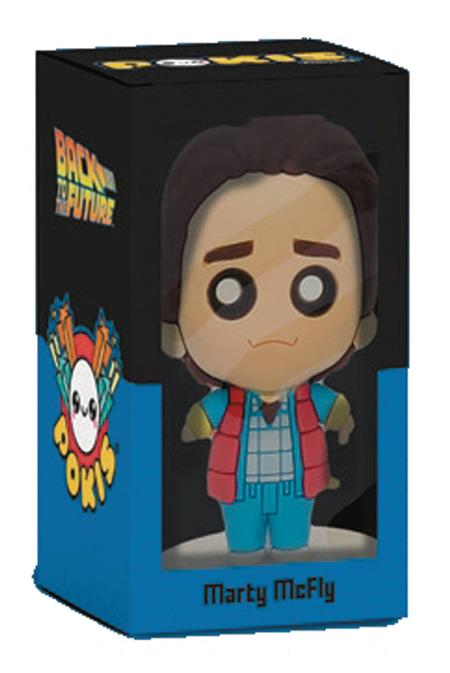 POKIS BACK TO THE FUTURE MARTY MCFLY FIGURE (C: 1-1-1)