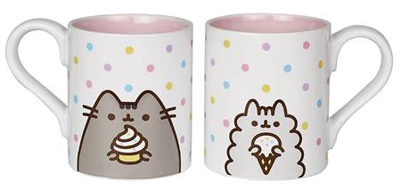 OUR NAME IS MUD PUSHEEN AND STORMY 12 OZ MUG SET (C: 1-1-2)