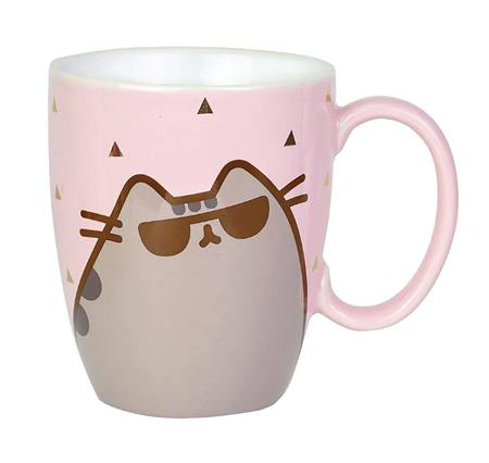 OUR NAME IS MUD PUSHEEN SUNGLASSES 12 OZ MUG (C: 1-1-2)
