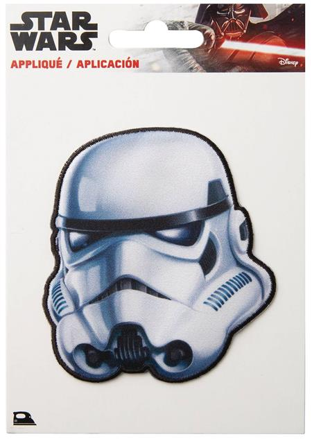 STAR WARS STORMTROOPER PATCH (C: 1-1-2)