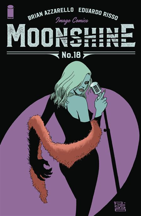 MOONSHINE #18 (MR)