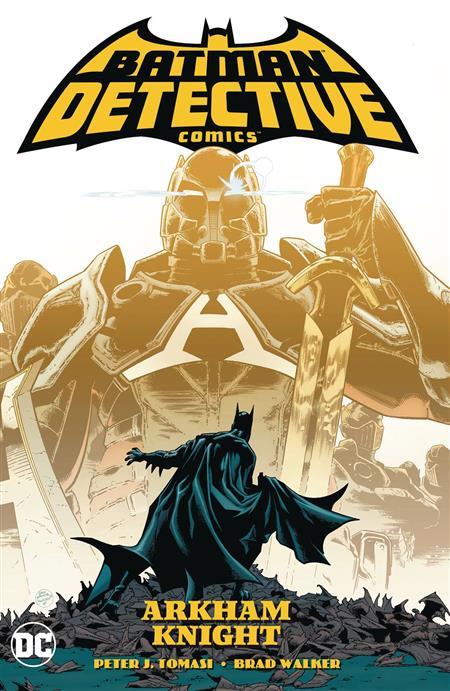 BATMAN DETECTIVE COMICS TP VOL 02 ARKHAM KNIGHT