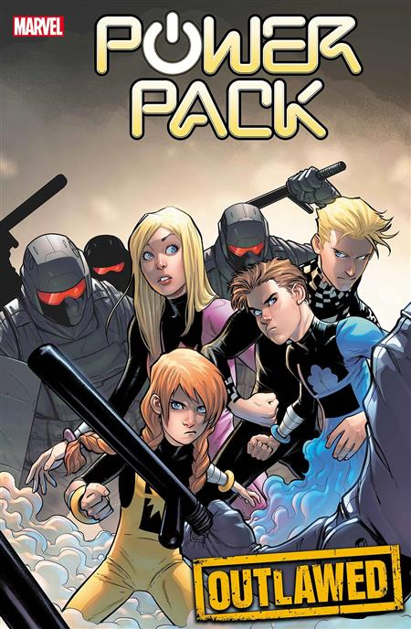 POWER PACK #2 (OF 5) OUT