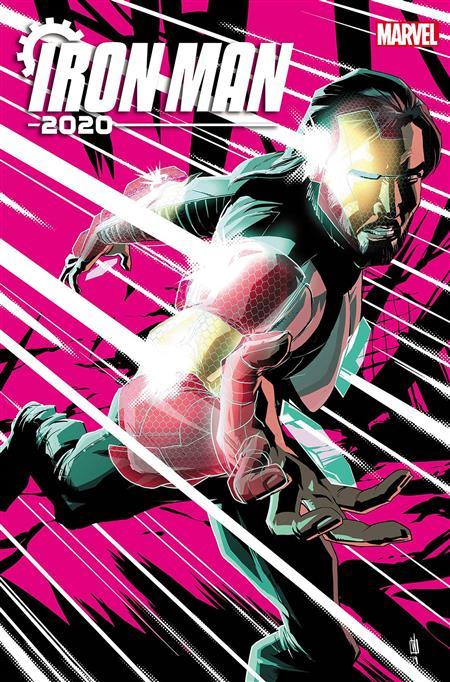 IRON MAN 2020 #5 (OF 6)