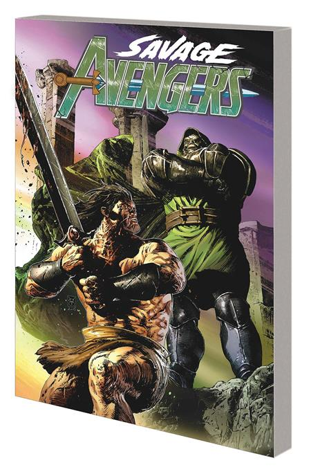 SAVAGE AVENGERS TP VOL 02 TO DINE WITH DOOM