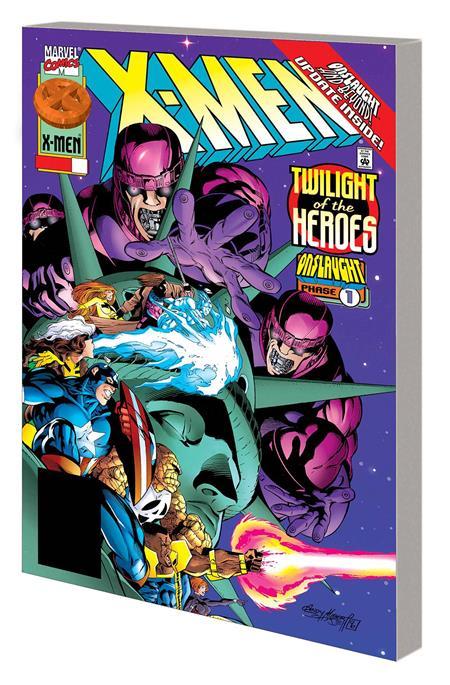 X-MEN AVENGERS ONSLAUGHT TP VOL 02