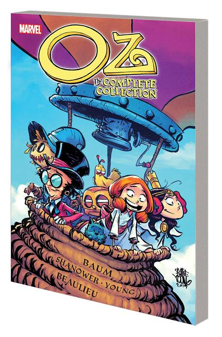 OZ COMPLETE COLLECTION GN TP OZMA DOROTHY & WIZARD