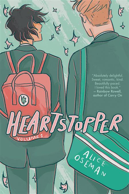 HEARTSTOPPER GN (C: 0-1-0)